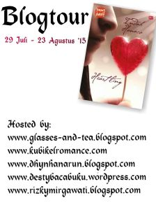 Blog Tour Heartling